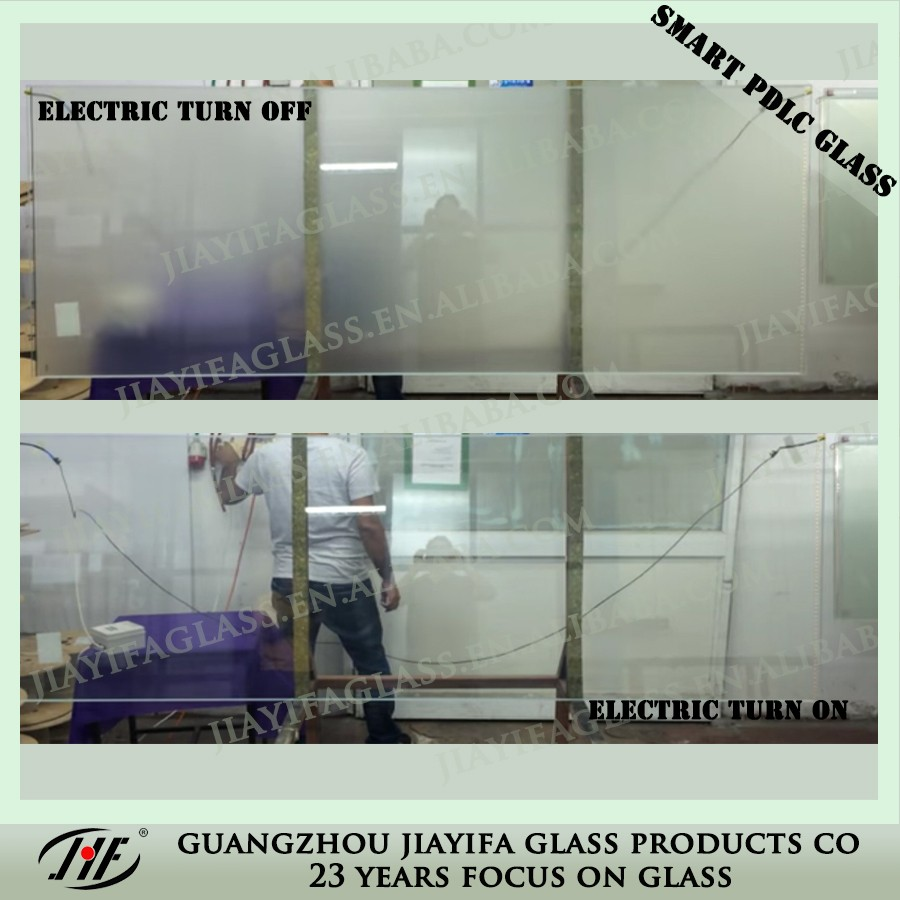 Intelligent Switchable Pdlc Privacy Magic Glass/spd Smart Glass ...