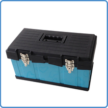 X192 Wholesale Supplier Manufacturer plastic tool box with metal lock
