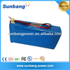 Custom rechargeable 2000 cycle times 48v 25ah lifepo4 battery for Solar sysytem