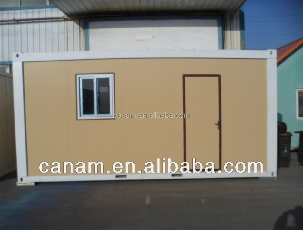 CANAM-sell good quality steel hanger 2 floor design duplex house for sale