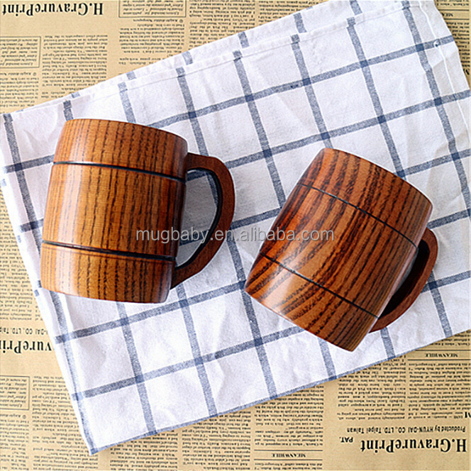 For sale cups wooden beer mug