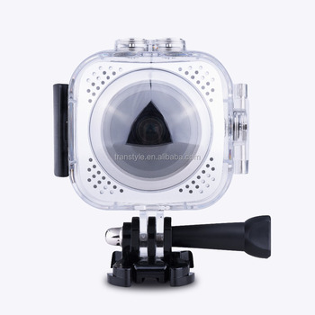 360 degree camera 0.9 inch screen with WiFi panoramic camera