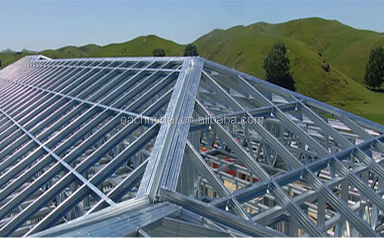 Residential Steel Roof Trusses, Residential Steel Roof Trusses Suppliers  And Manufacturers At Alibaba.com