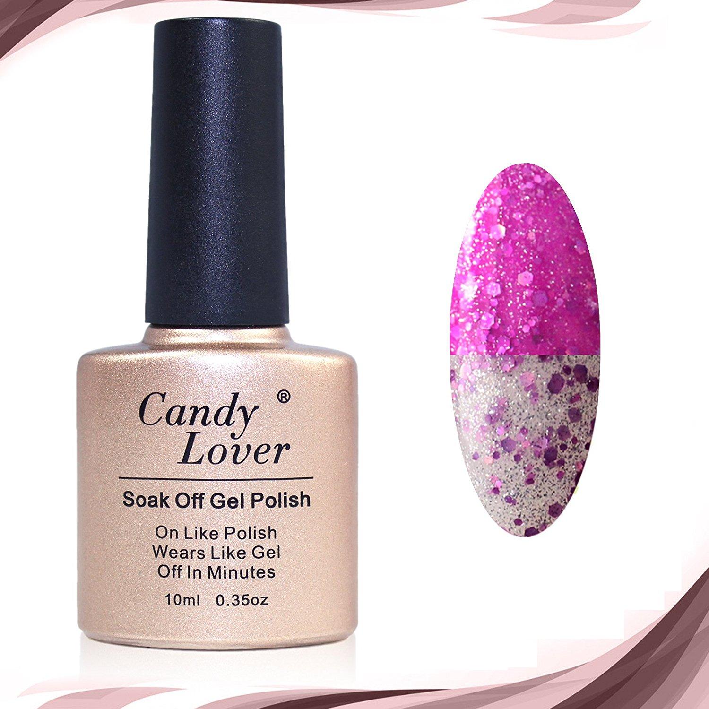 Candy Lover Color Changing Nail Polish 10ml Gel Nail Polish Colors #8