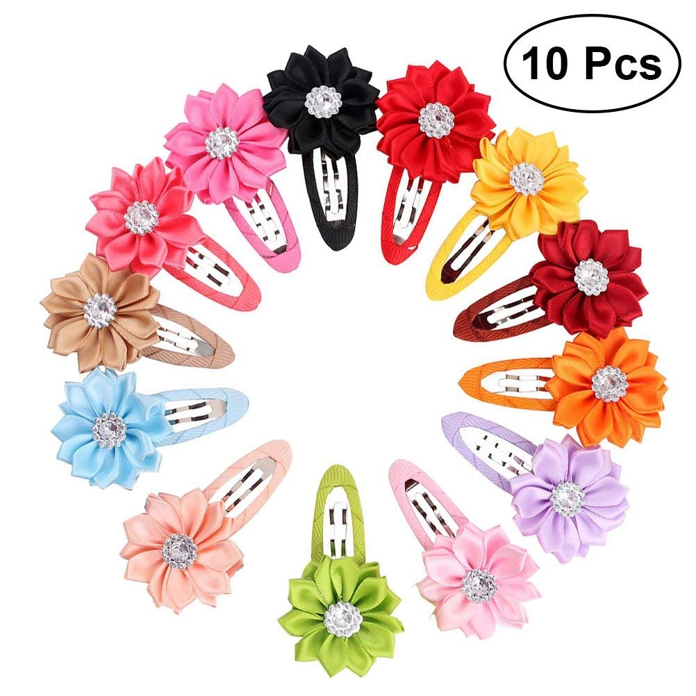 Cheap Baby Hair Flower Clips Find Baby Hair Flower Clips Deals On