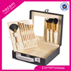 Hot Selling Wholesaler 12 pcs Synthetic Hair Private Logo Makeup Brush Set with Makeup Brush Case