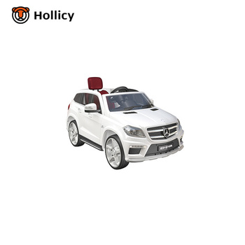 Mercedes Benz Gl63 X166 Licensed Rc Car For Baby Kids Ride On Car