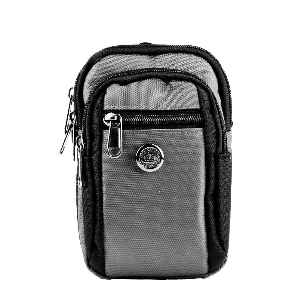 YOUNGFLY Waterproof Running Belt Waist Pouch Pack Sport Hiking Climbing Phone Bag