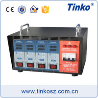 Tinko 4 zone wide power supply range temperature controller for injection molding plastic