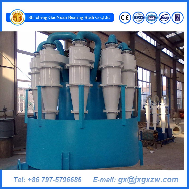 Gravity Processing ontwatering hydrocycloon Water Cycloon scheider