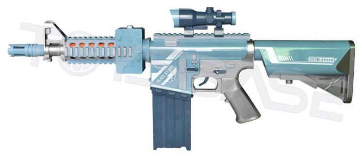 Hot Jual Semi-otomatis Militer Senjata Mainan Pistol Peluru Lembut Mainan -  Buy Peluru Pistol Mainan Lembut,Lembut Peluru Pistol Mainan,Militer Pistol