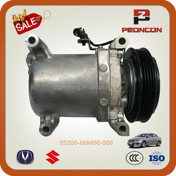 Ac Auto Parts >> Auto Parts Ac Compressor For Suzuki Ciaz Oem 95200 66m00 000 Buy Auto Ac Compressor For 12v Auto Parts Ac Compressor For Suzuki Ciaz 95200 66m00 000
