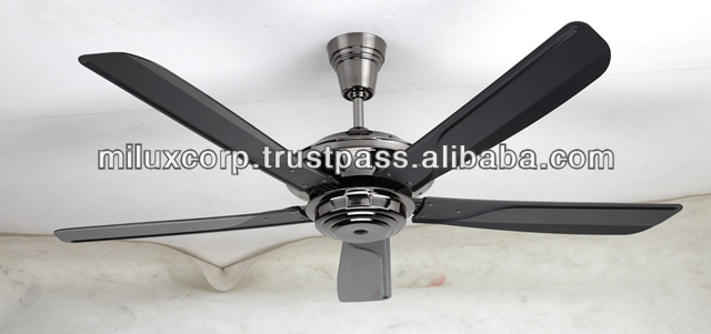 DECORATIVE CEILING FAN - MILUX MCF-C111