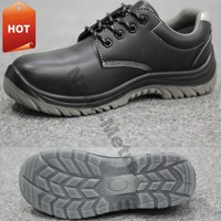 NMSAFETY cheapest steel toe safety shoes made from China