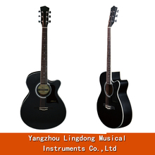 Polegada 40 basswood acústico <span class=keywords><strong>guitarra</strong></span> made in China