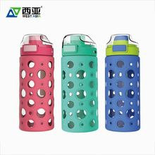 High quality manufacturer customized water sports novelty glass bottles
