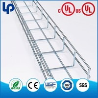 Low Price Galvanized Wire Mesh Cable Tray Duct