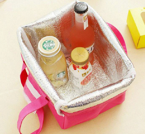 High Quality Insulation New Oxford Lunch Bag Recycling Picnic Cooler Ice Pack Lunch Bags