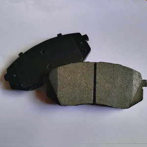 Premium South Korean Ceramic Quiet Casting Break Pads 581011DA00 D1295 D8516 Front Brake Pad Set