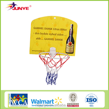 Bottle Pattern cartoon basketball board