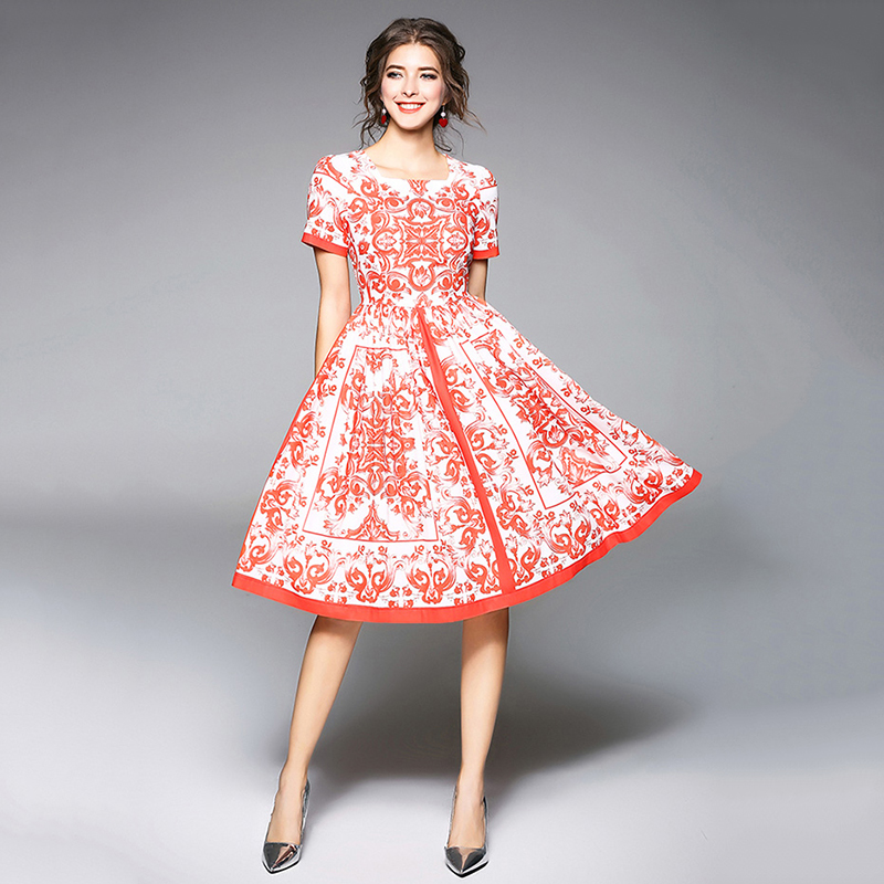 Venta al por mayor patron vestido lino-Compre online los mejores ...
