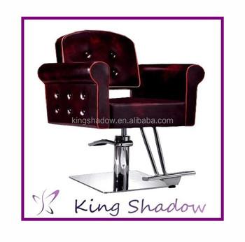 Meilleur Salon De Coiffure Chaise Hydraulique Make Up Fauteuil
