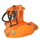 Tractor mounted wood cutter/splitter firewood processor for forestry wood machinery