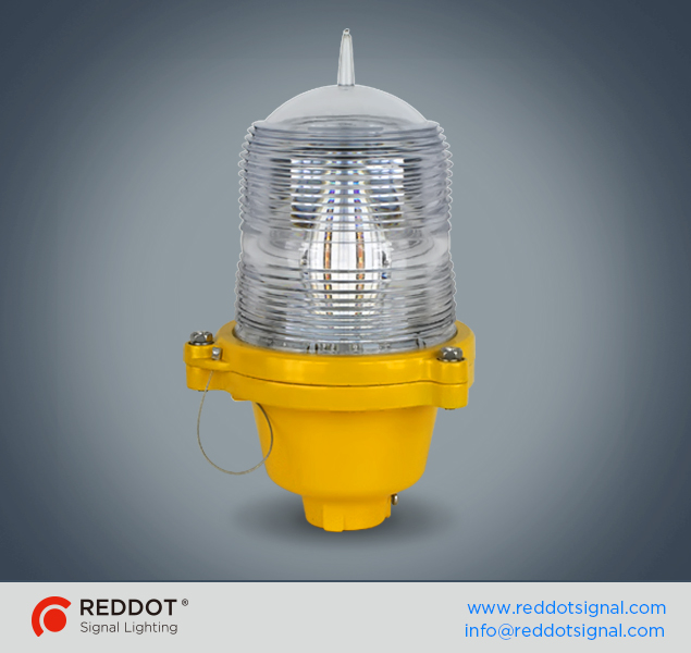 FAA L 810 aviation obstruction light/ICAO low intensity Type B LED OB light