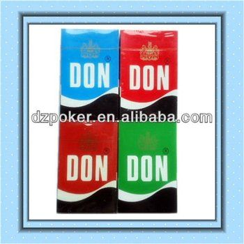 Bangladesh DON Customized Playing Cards
