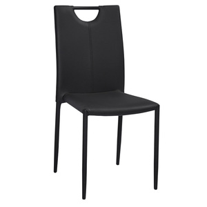 rustic stackable pvc dining chair