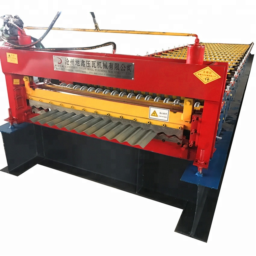 Roof & Wall | Roof & Wall Panels Roll Forming Machine