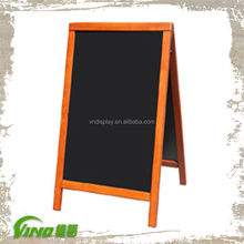 Wooden Frame Chalkboards For Cafe and School