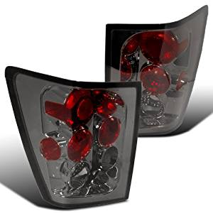 IPCW Pair LEDT-5002B2 Jeep Grand Cherokee Bermuda Black LED Tail Lamp