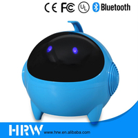 2016 China Wholesale Cartoon Spaceman Speaker Portable Mini USB Powered Speaker With Audio Cable, Wired Speaker