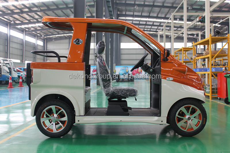2 Person New Mini Small Chinese Electrical Cars Buy 2 Person