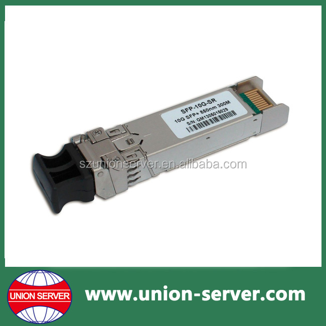 For Finisar FTLX8571D3BCL, 10Gb/s 850nm SFP+ Transceiver Works for Brocade