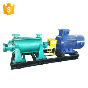 Multistage 1000 psi centrifugal water pump
