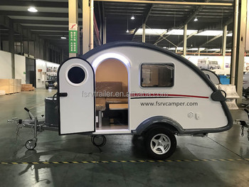 mini caravane pour voyage teardrop fs 9010 buy product on. Black Bedroom Furniture Sets. Home Design Ideas