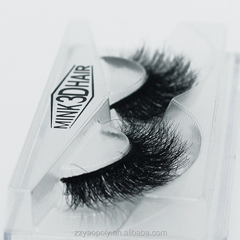 cheap price A series private label mink eyelashes