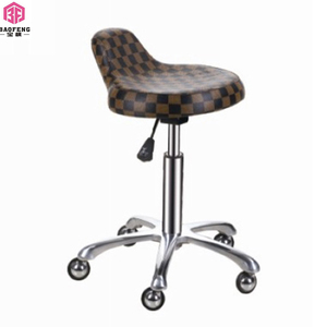 Premium Quality 360 Degree Rotating Barber Stool Used