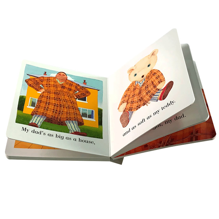 KP wholesale childrens book printing book childrens cover