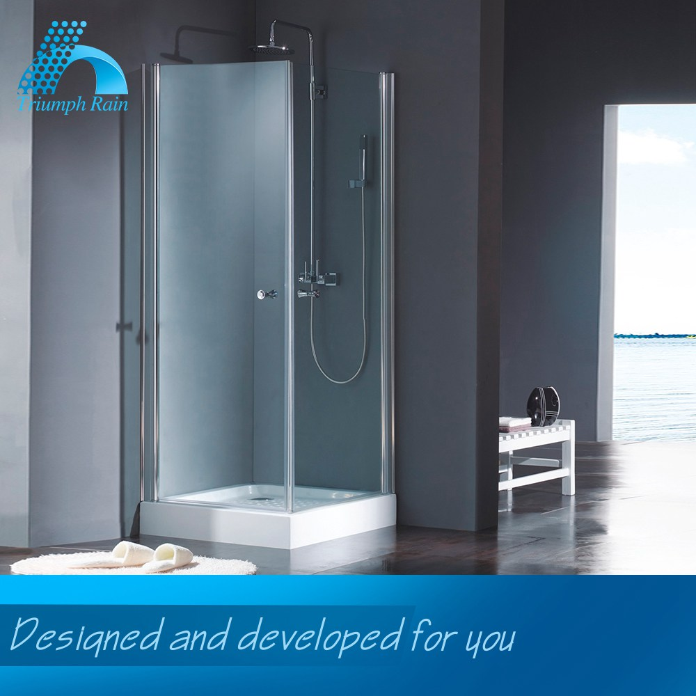 Factory Direct Price Quality Guarantee Unique Design Sliding Square Shower Enclosure Bath Items