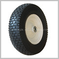 PU Wheelbarrow Tubeless Wheel 3.50-6