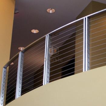 Stair Baer Shoes Stainless Steel Veranda Railing