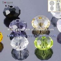 Fashion Bead Supplier ! Wholesale 3-14mm Round Crystal Glass Jewellery Beads