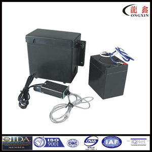 12V Sealed Lead Acid Battery pack breakaway kit for trailer