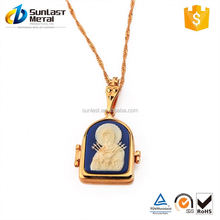 Newest sale good quality bail metal pendant on sale