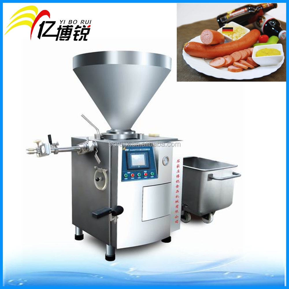 Hebei factory direct supply automatic vacuum sausage filling machine sausage filler