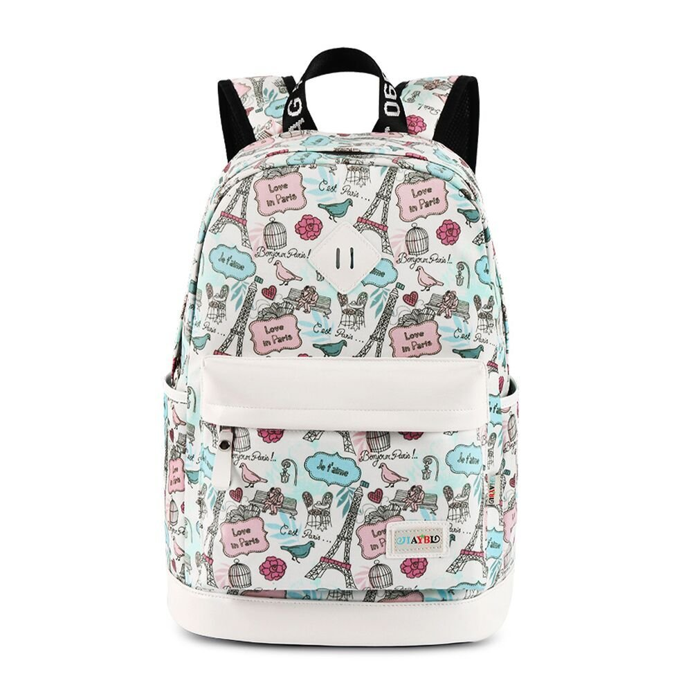 3e83d1ca72 Get Quotations · JOYELIFE Womens Backpack Laptop Backpacks College School  Bags Girls Bookbags Canvas Waterproof Travel Daypack Rucksack Woman