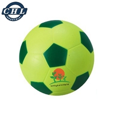 Factory wholesale eco friendly biodegradable PU stress soccer ball
